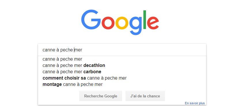 outils seo - Google